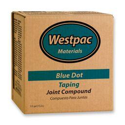 Image of Blue Dot Taping
