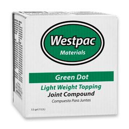 Image of Green Dot Light Weight Topping